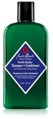 Jack Black Double-Header(TM) Shampoo + Conditioner/16 oz.
