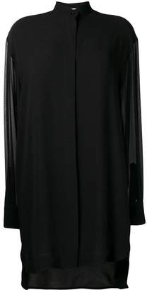 Givenchy ruffle trim dress