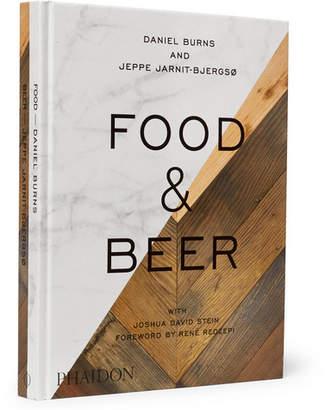 Food & Beer Hardcover Book