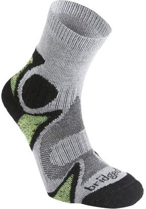 Bridgedale Cool Fusion Trailhead 3/4 Crew Sock - Men's