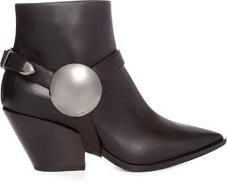 Casadei Texano Ankle Boot