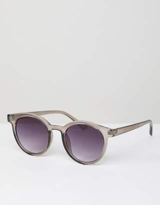 A. J. Morgan Aj Morgan AJ Morgan Round Sunglasses In Grey