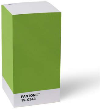 Pantone Note Pad - Green 15-0343