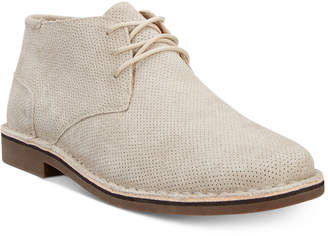 Kenneth Cole Reaction Men's Desert Sun Perforated Chukka Boots Men's Shoes