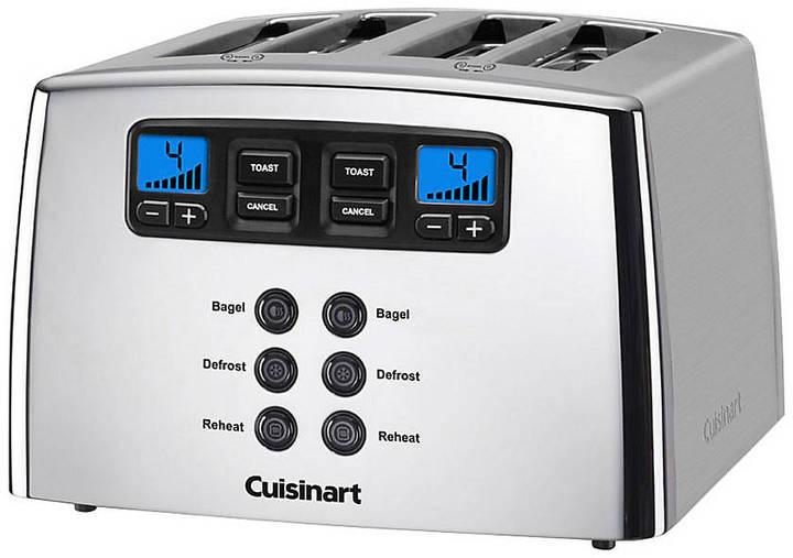 Cuisinart Leverless Four Slice Toaster