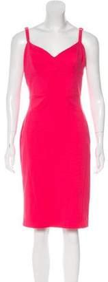 Amanda Uprichard Sleeveless Midi Dress