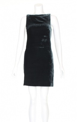 Versus Green Velvet Dress for Women