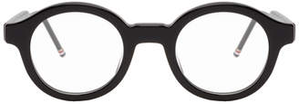 Thom Browne Black TB-411 Glasses