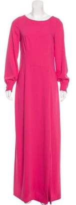 Mantu Long Sleeve Maxi Dress