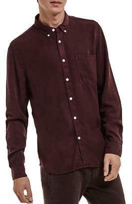 NN07 Falk Tencel Fit Button-Down Shirt