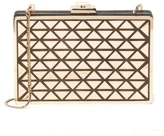 Vince Camuto Fit Minaudiere Clutch