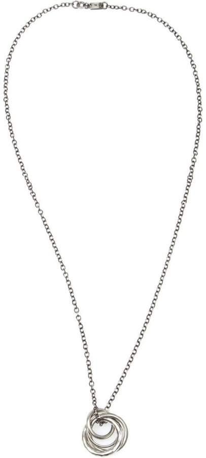 Werkstatt:Munchen ring pendant necklace
