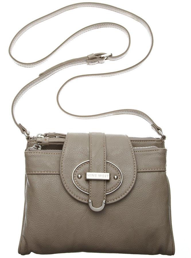 Nine West Handbag, Zipster Small Tab Crossbody