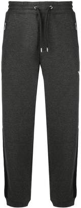 Emporio Armani tapered track pants