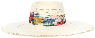 Zimmermann Exclusive to mytheresa.com straw hat