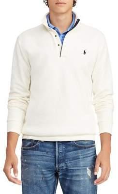 Polo Ralph Lauren Logo Double-Knit Pullover