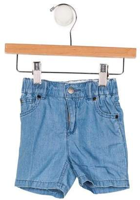 Stella McCartney Girls' Denim Bermuda Shorts