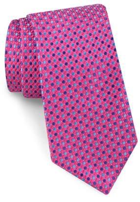 Ted Baker Alternating Dot Silk Tie