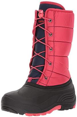 Kamik Girls' Cady Snow Boot