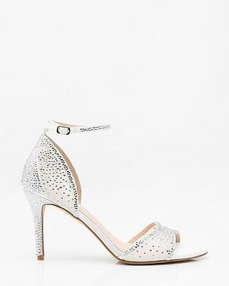 Le Château Jewel Embellished Ankle Strap Sandal