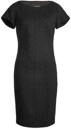 Moschino Knit Dress with Wool