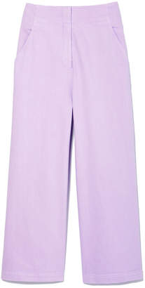 Tibi Demi Dyed Cropped Jeans