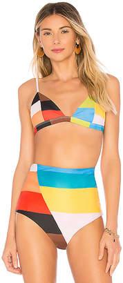 Mara Hoffman Astrid Bikini Top