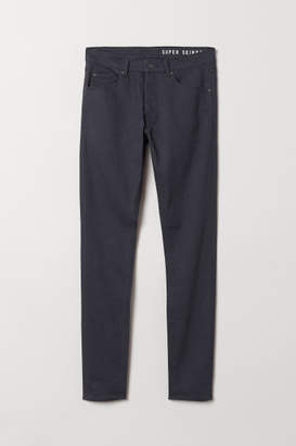 H&M Super Skinny Jeans - Gray