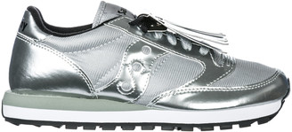 Saucony Shoes Leather Trainers Sneakers Jazz O
