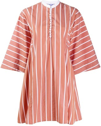 Thierry Colson striped tunic
