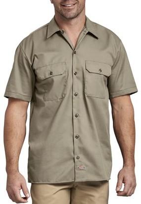 Dickies Men's Short Sleeve Twill Work Shirt