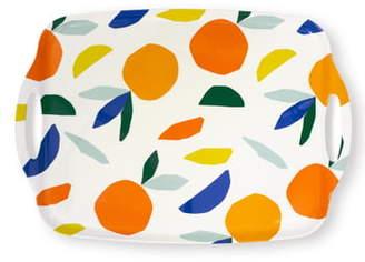 Kate Spade oranges serving tray
