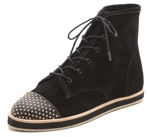 Loeffler Randall Octavia High Top Sneakers