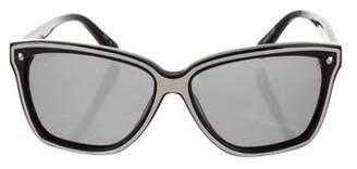 Rebecca Minkoff x Shane Baum Perry Tinted Sunglasses