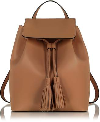 Le Parmentier Caramel Leather Backpack