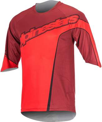 Alpinestars Crest 3/4-Sleeve Jersey - Men's