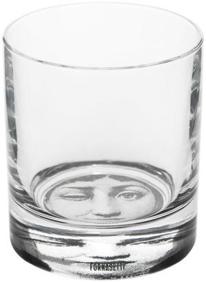Fornasetti Tema e Variazioni Drinking Glass - No. 130