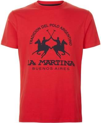 La Martina Logo T-Shirt