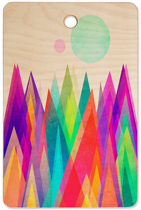 Deny Designs Elisabeth Fredriksson Colorland Cutting Board