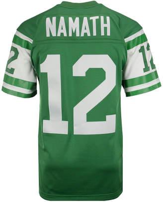 Mitchell & Ness Men's Joe Namath New York Jets Replica Throwback Jersey