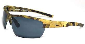 Coleman Raptor Camouflage Polarized Shield Sunglasses