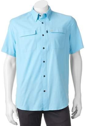 Coleman Men's Classic-Fit Performance Button-Down Guide Shirt
