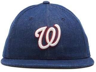 Todd Snyder + New Era + NEW ERA MLB WASHINGTON NATIONALS CAP IN CONE DENIM