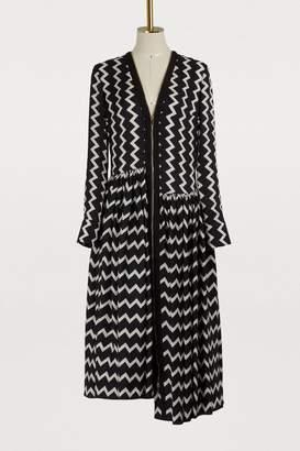 Stella McCartney Sage silk dress