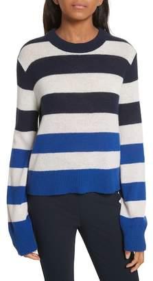 Rag & Bone Annika Cashmere Colorblock Sweater