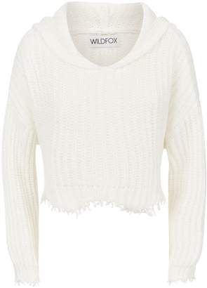 Wildfox Couture Marley Knit Hoodie