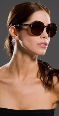 Proenza Schouler Oversized Square Sunglasses
