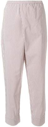 Humanoid striped trousers