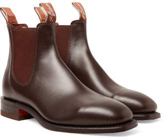 R.M. Williams R.M.Williams - Craftsman Leather Chelsea Boots - Brown