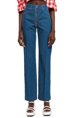 Lorod Zip Through Jean